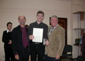 Сертификат клиент-центрированного психотерапевта, наши тренеры Норберт Штольцль и Эдвин Бенко_1