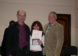 Сертификат клиент-центрированного психотерапевта, наши тренеры Норберт Штольцль и Эдвин Бенко_2