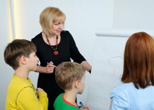 Елена Суслова, семейный психотерапевт
