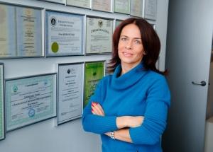 Елена Бабиевская, директор центра